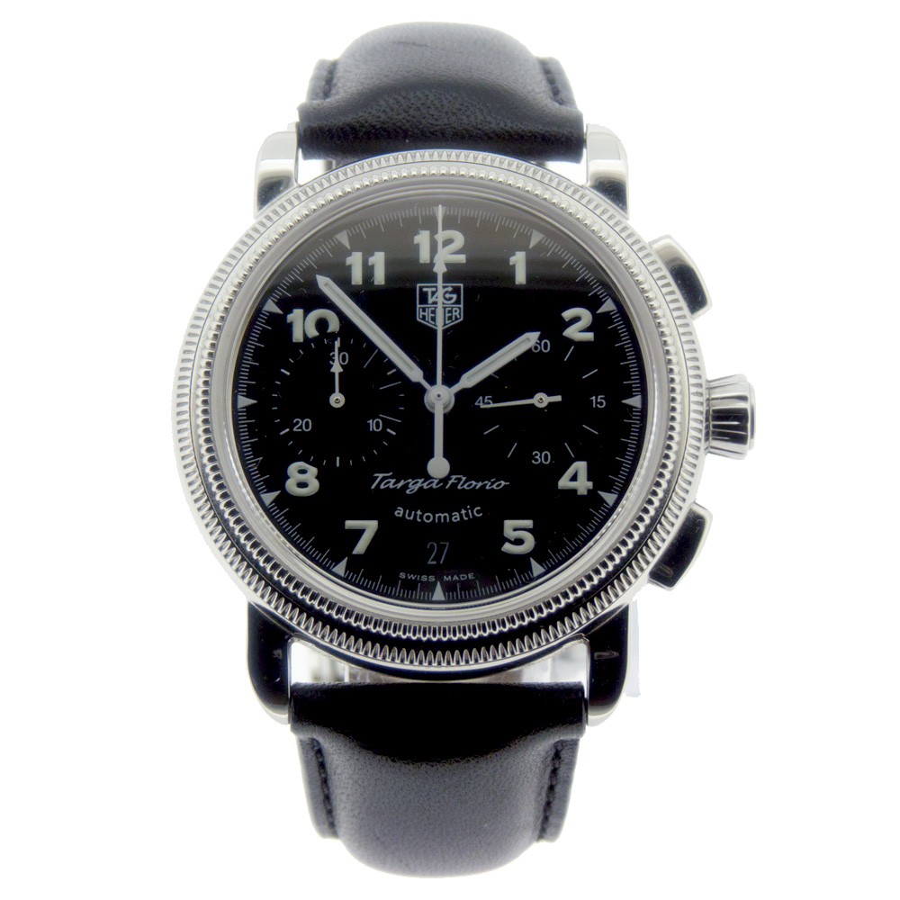 Targa Florio Automatic Chronograph Re issue