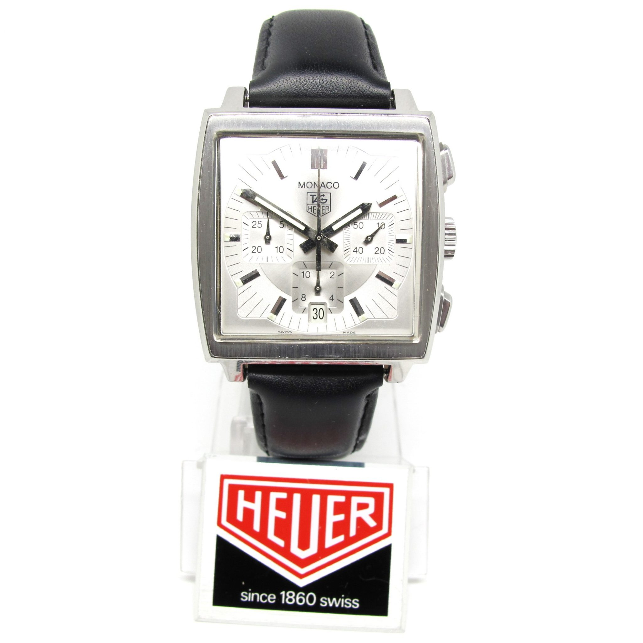 Tag Heuer Monaco re issue