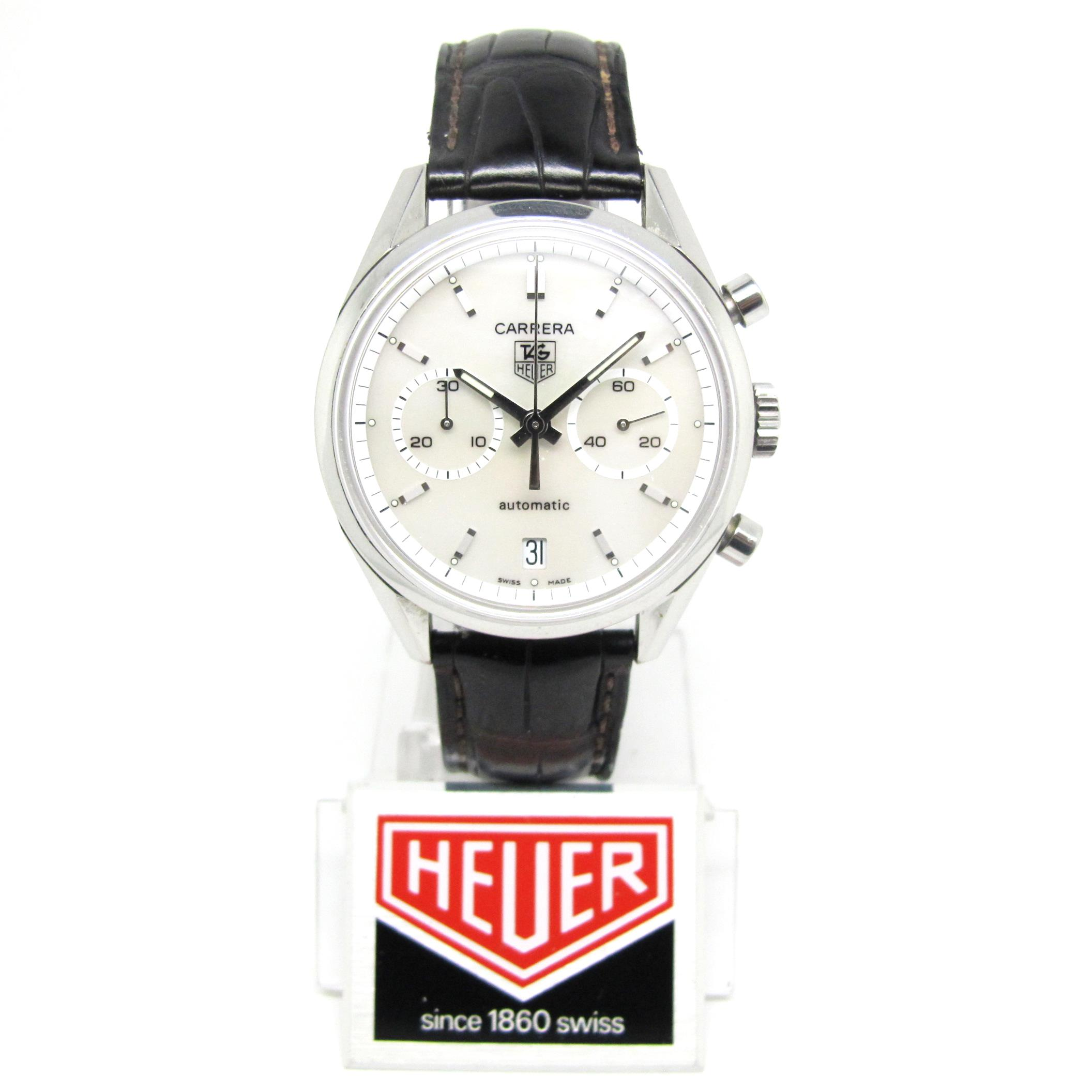 Tag Heuer Carrera  Mother of Pearl dial