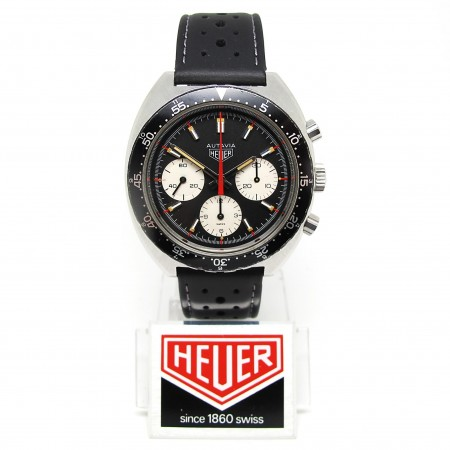 Vintage heuer heuer and fine examples of wristwatches from around fine and rare heuer autavia ref 73663 fandeluxe Epub